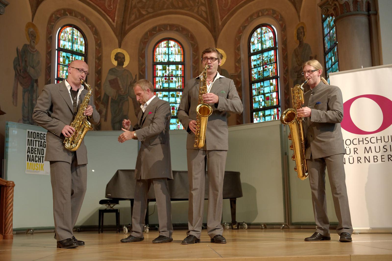 Fiasco Classico Saxophonquartett