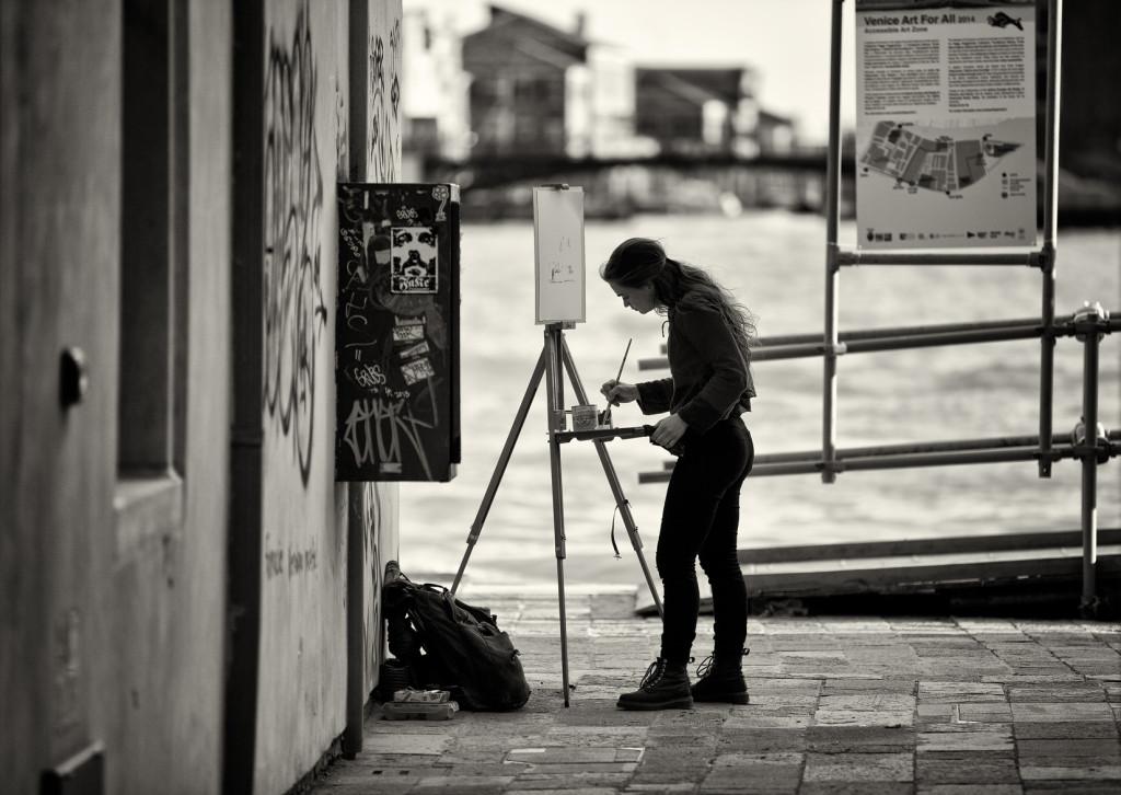 Venice art for all