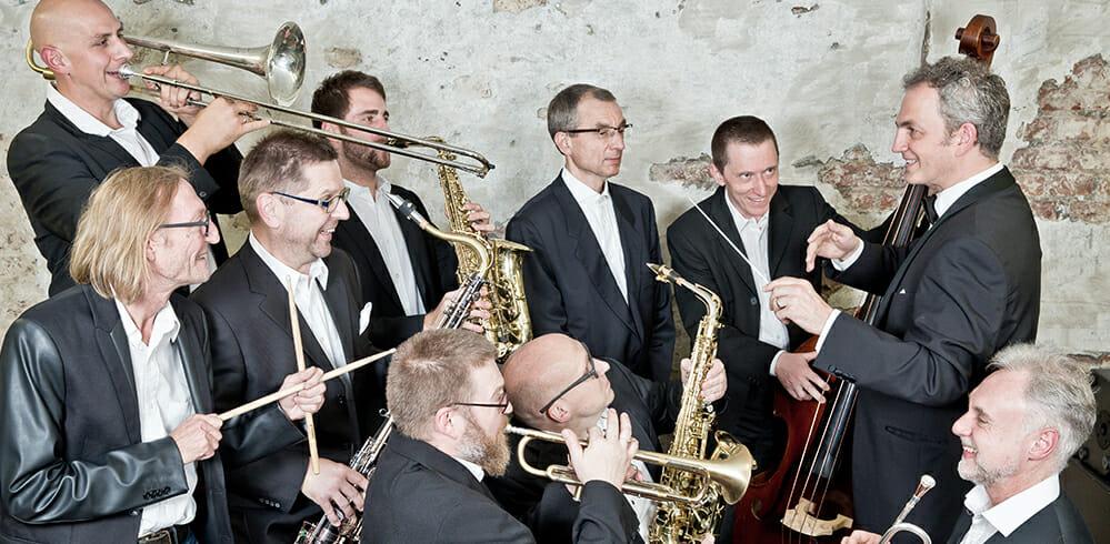 Revueorchester Max Barnabas